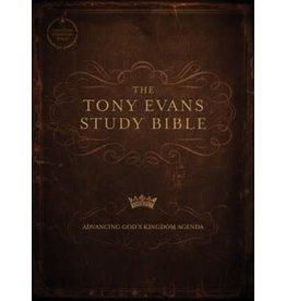 Tony Evans Study Bible, Hardcover