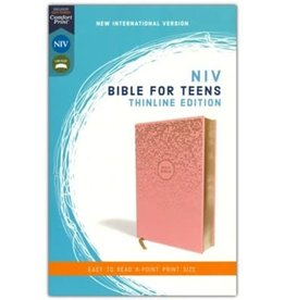 NIV Bible for Teens Thinline Edition