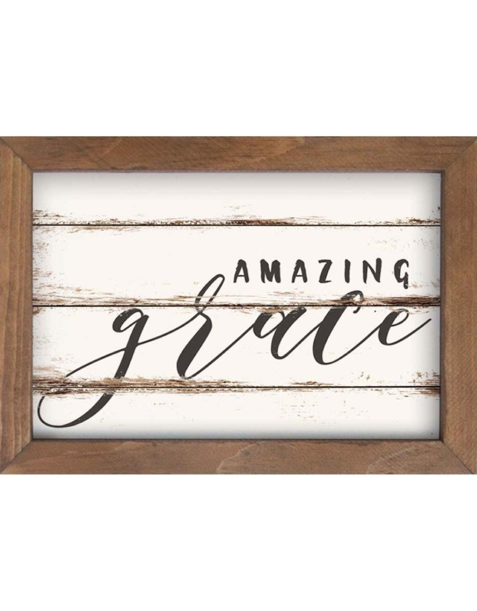 Amazing Grace Framed Sign