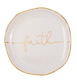 Faith Trinket Tray