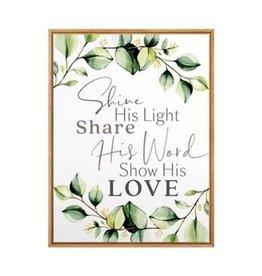 Shine Share Show