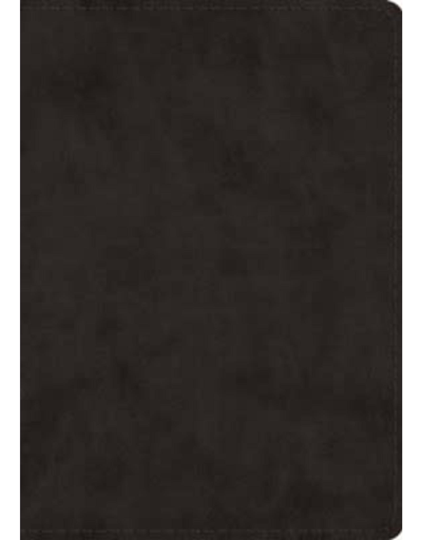 ESV large print black