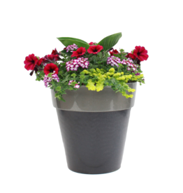 "Exclusive Patio Pot 14""-Assorted Colors & Styles"