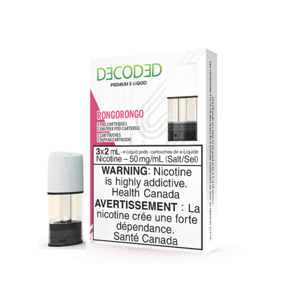 Decoded Rongorongo by DECODED