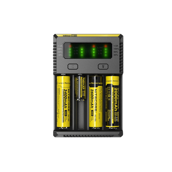Nitecore Nitecore i4 Intellicharger