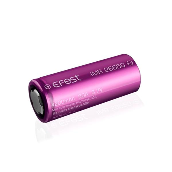 Efest Efest 26650 Battery 4200mAh