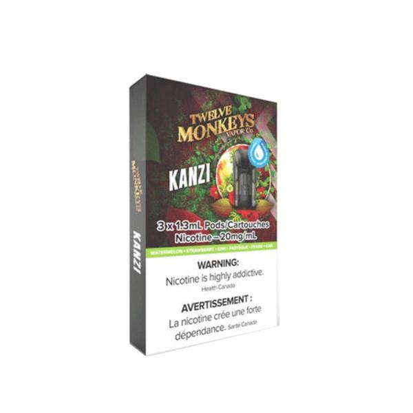 NIKKI Kanzi by 12 Monkeys