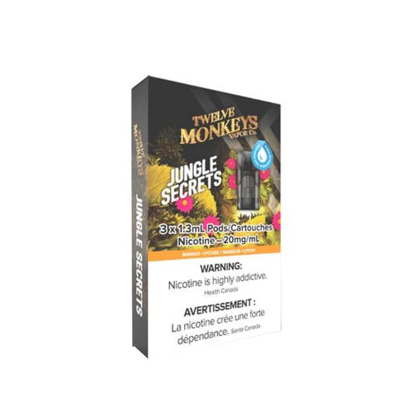 NIKKI Jungle Secrets by 12 Monkeys