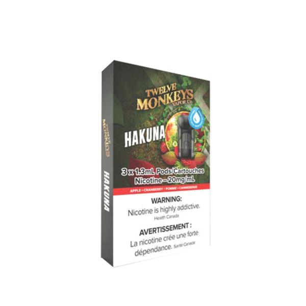 NIKKI Hakuna by 12 Monkeys