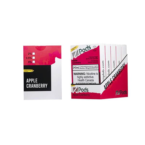Z-PODS Apple Cranberry