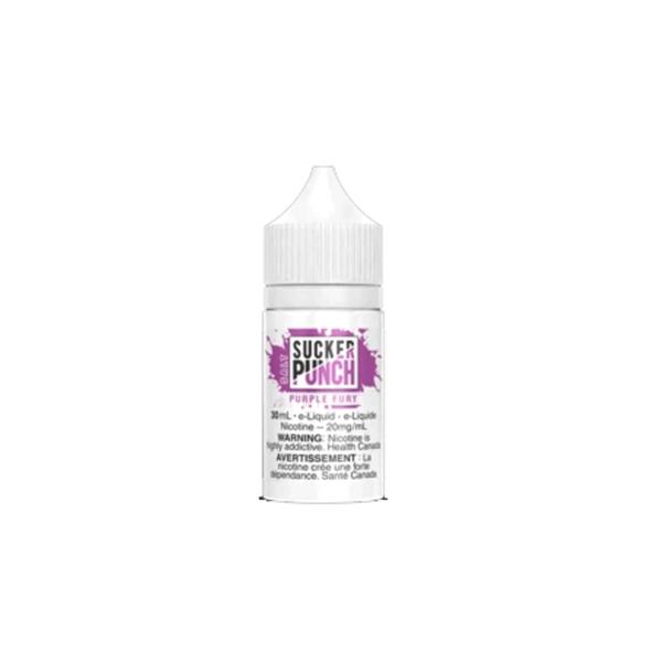 Sucker Punch Salt Purple Fury Salt