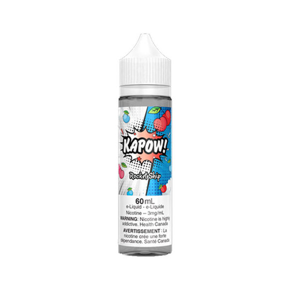 Kapow Rocket Ship