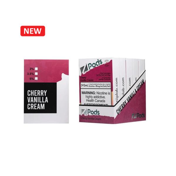 Z-PODS Cherry Vanilla Cream