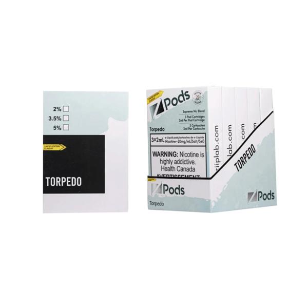 Z-PODS Torpedo