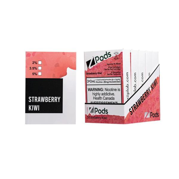 Z-PODS Strawberry Kiwi