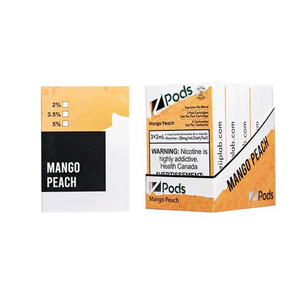 Z-PODS Mango Peach