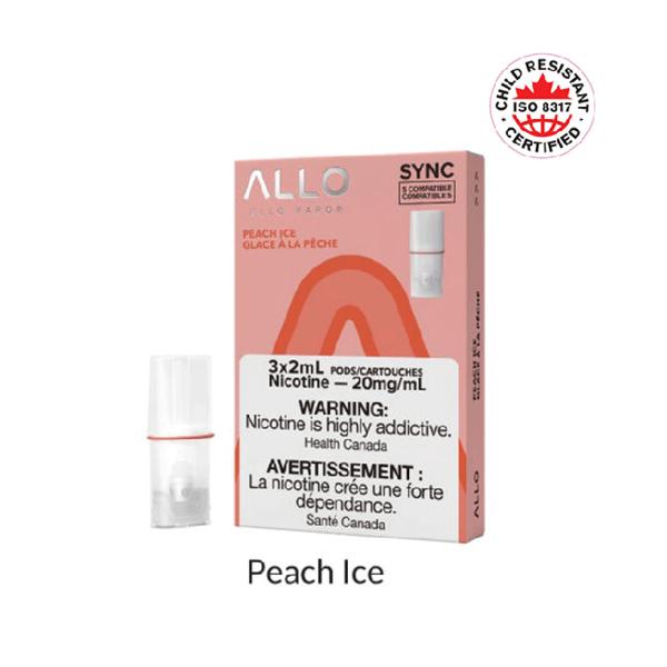 Allo Sync Allo Sync Peach Ice