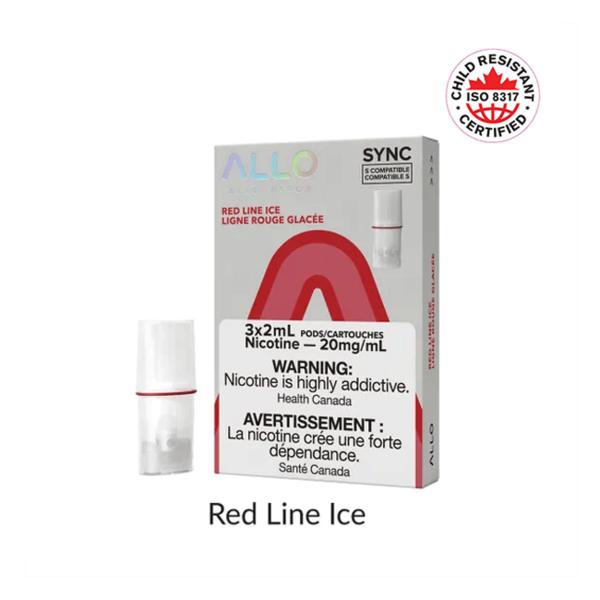 Allo Sync Allo Sync Red Line Ice