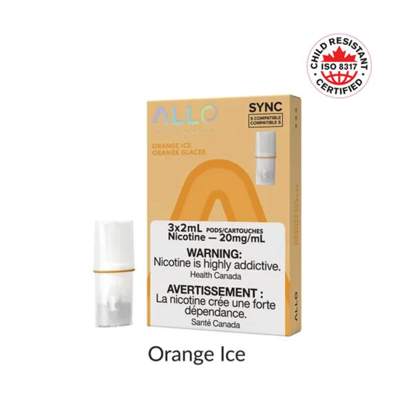 Allo Sync Allo Sync Orange Ice