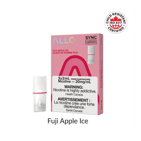 Allo Sync Allo Sync Fuji Apple Ice