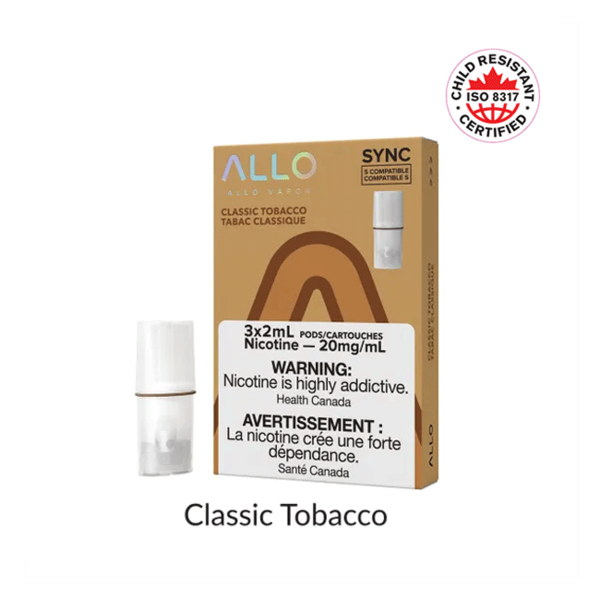 Allo Sync Allo Sync Classic Tobacco