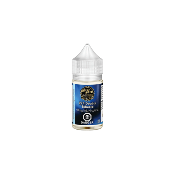 Gold Seal Salt RY4 Double Tobacco Salt by Gold Seal