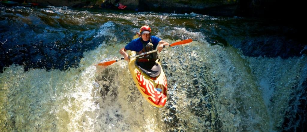 Only The Best Kayakers Choose Rocky Mountain Kayak