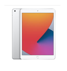 APPLE SILVER 10.2-INCH IPAD WI-FI 128GB