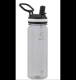 TAKEYA TAKEYA TRITAN PLASTIC WATER BOTTLE 24OZ- CLEAR