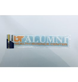 DECAL UTHSC ALUMNI 12""