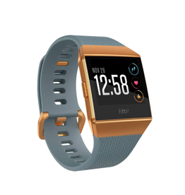 FITBIT FITBIT IONIC WATCH BLK/GOLD