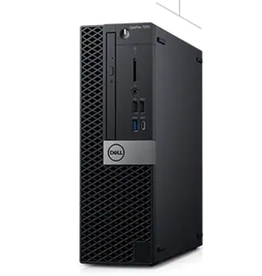 DELL DELL OPTIPLEX 7080 SFF: 10TH GEN CORE I7-10700 (8 CORE 2.9GHz TO 4.8GHz) , WINDOWS 10 PRO, 32GB (8x4GB) DDR4 RAM, 512GB SSD, INTEL GRAPHICS, WIRELESS KEYBOARD/MOUSE, 3YR PROSUPPORT PLUS (NO WIRELSS LAN CARD-NO WIRELESS DRIVER)