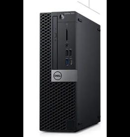 DELL ADVANCED-DELL OPTIPLEX 7080 SFF I7-10700(8 CORE/12MB), 32GB (1x32GB), 512GB SSD, AMD RADEON RX 640, WINDOWS 10 PRO, 8X DVD+/-RW, WIRED KEYBOARD/MOUSE, 3 YR PROSUPPORT (NO LAN/NO WIRELESS)