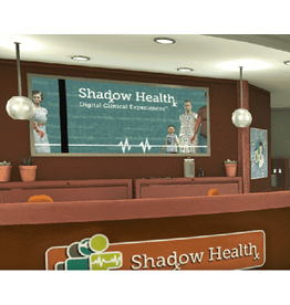 SHADOW HEALTH DCE (TM) ACCESS CODE: ADVANCED HEALTH ASSESSMENT DCE