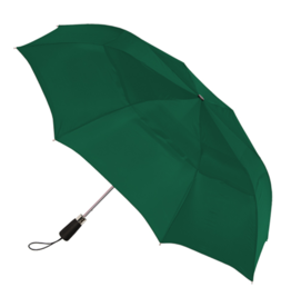 """STORM DUDS STORM DUDS 48"""" VENTED UMBRELLA UTHSC FOREST GREEN"""