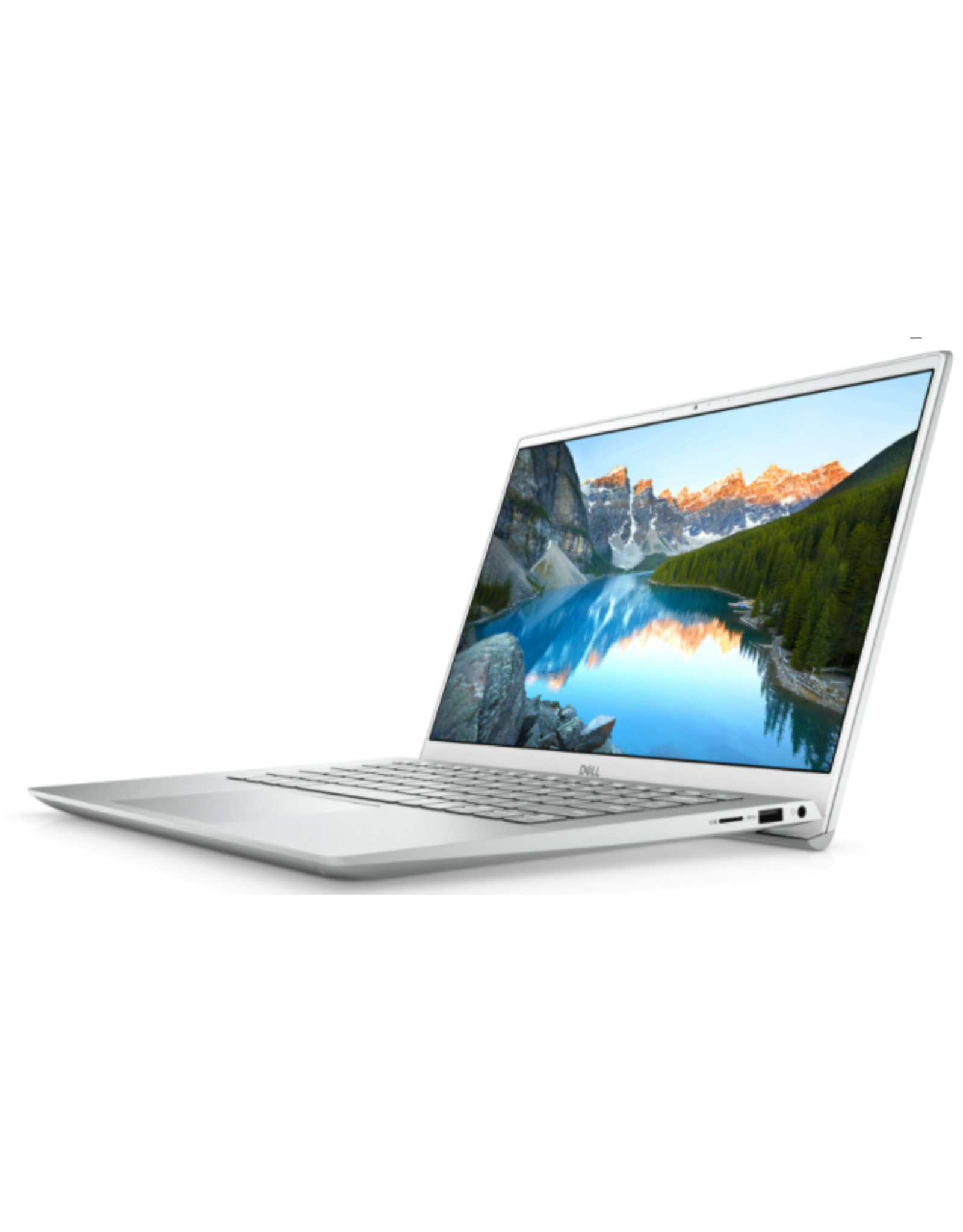 "DELL DELL INSPIRON 14 (5402): 14"" (1920x1080) ANIT-GLARE LED NON-TOUCH NARROW BORDER DISPLAY, 11TH-GEN INTEL COR i7-1165G7, 12GB DDR4, 512GB SSD, WINDOWS 10 HOME, INTEL IRIS Xe GRAPHICS w/ SHARED MEMORY, BACKLIT SILVER KEYBOARD w FINGERPRINT READER, 1 YR"