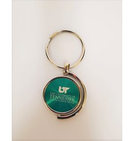 LXG CD EFFECT SPINNER KEYTAG