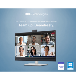 "DELL DELL 27"" VIDEO CONFERENCING MONITOR C2722DE"