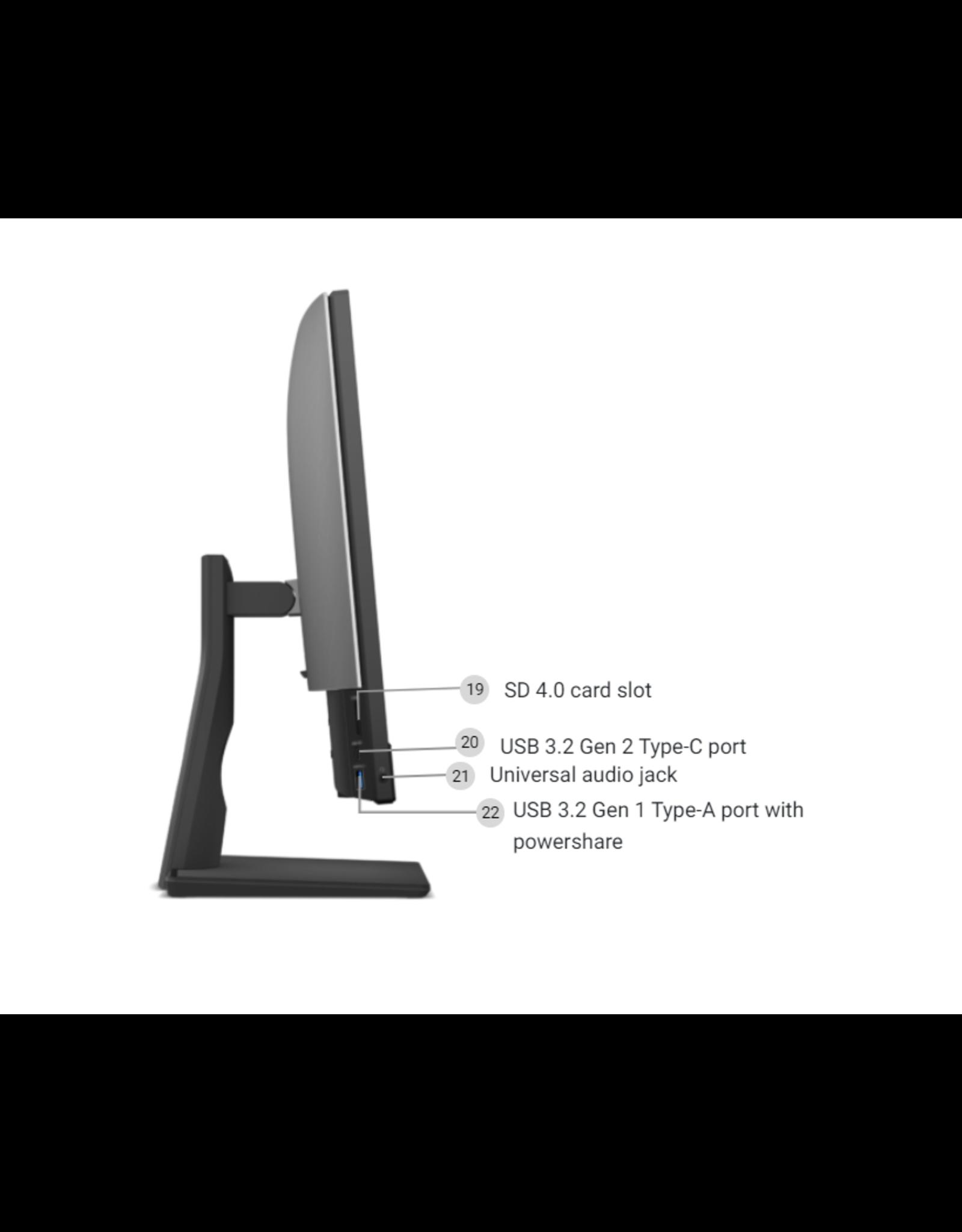 "DELL DELL OPTIPLEX 7480 ALL-N-1: 10TH GEN I7-10700(8-CORE), 16 GB DDR4 RAM, 512GB SSD, 23.8"" FHD (1920x1080) NON-TOUCH ANTI-GLARE CAMERA, INTEL WI-FI, BLUETOOTH, WIRELESS KEYBOARD/MOUSE, 3YR ONSITE/IN-HOME"