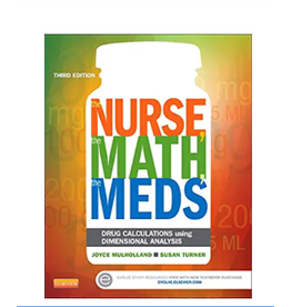 The Nurse, The Math, The Meds: Drug Calculations Using Dimensional