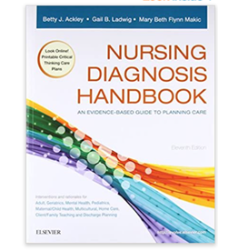 Nursing Diagnosis Handbook: An Evidence-Based Guide to Planning Care 11th Edition