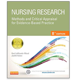 Nursing Research: Methods and Critical Appraisal for Evidence-Based Practice (Nursing Research: Methods, Critical Appraisal & Utilization) 8th Edition