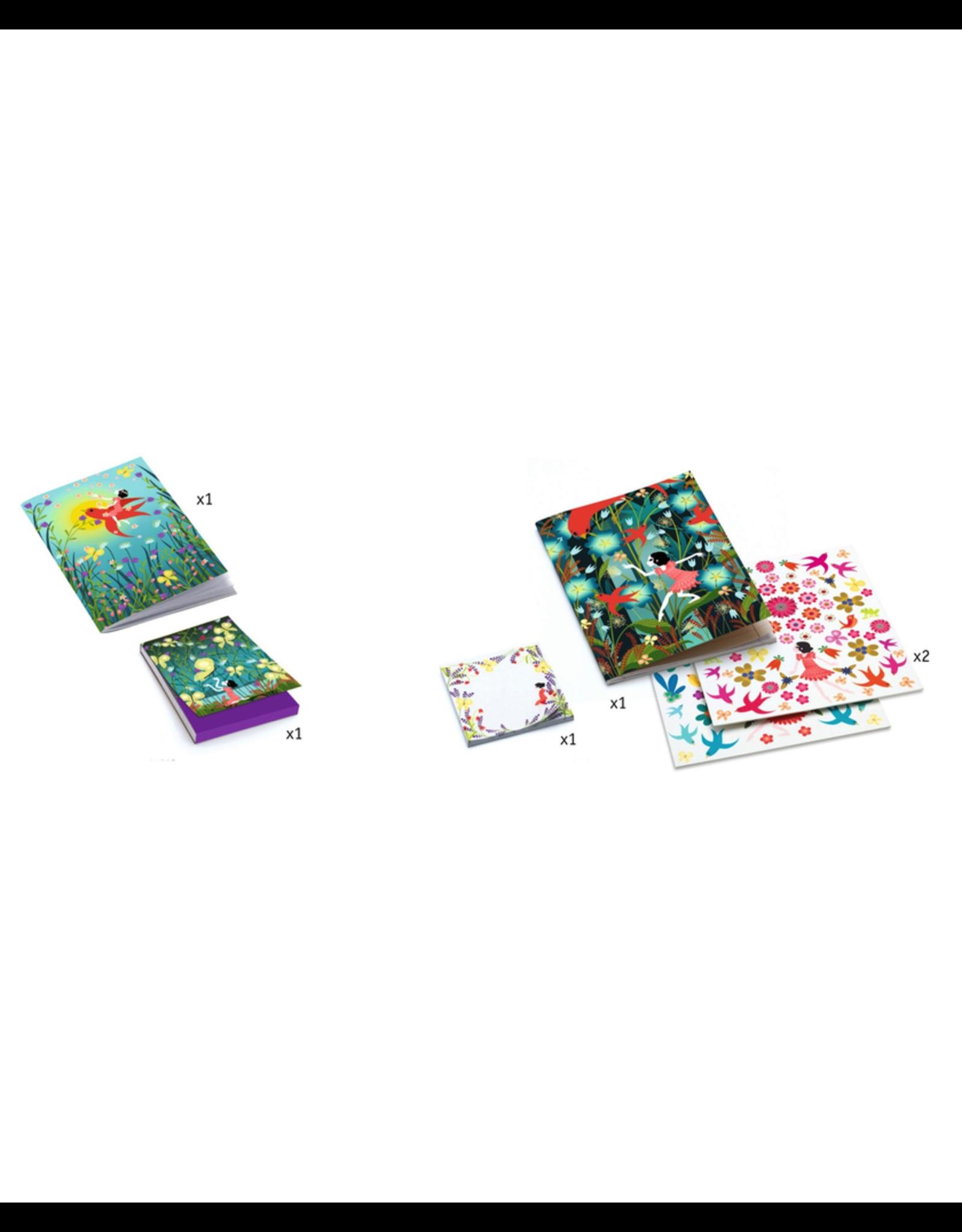 Djeco My Stationery / Violette