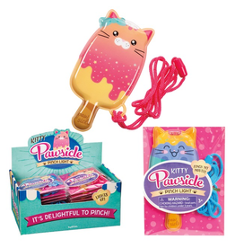 Toysmith Kitty Pawsicle Pinch Light