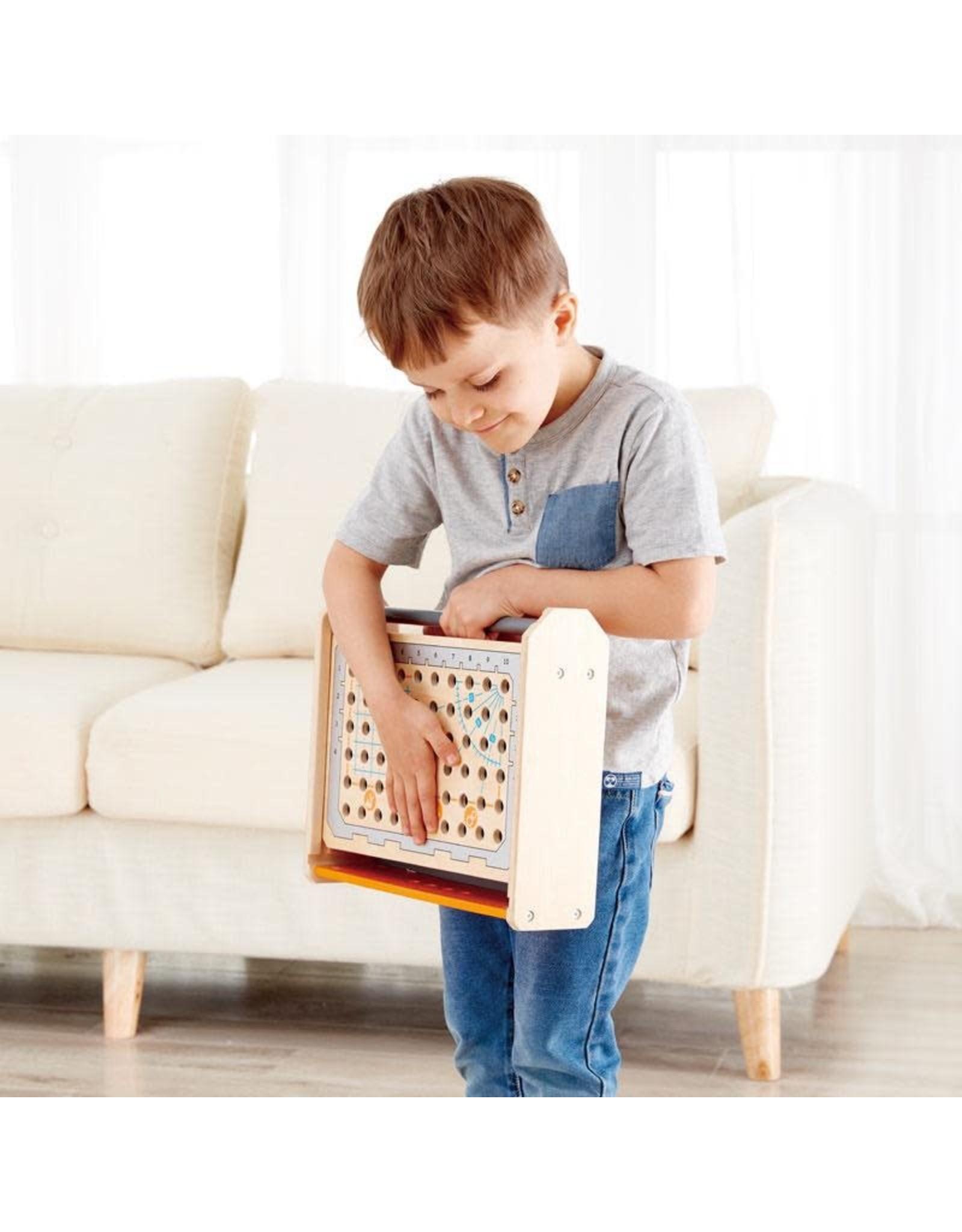 Hape Junior Inventor Science Experiment Toolbox
