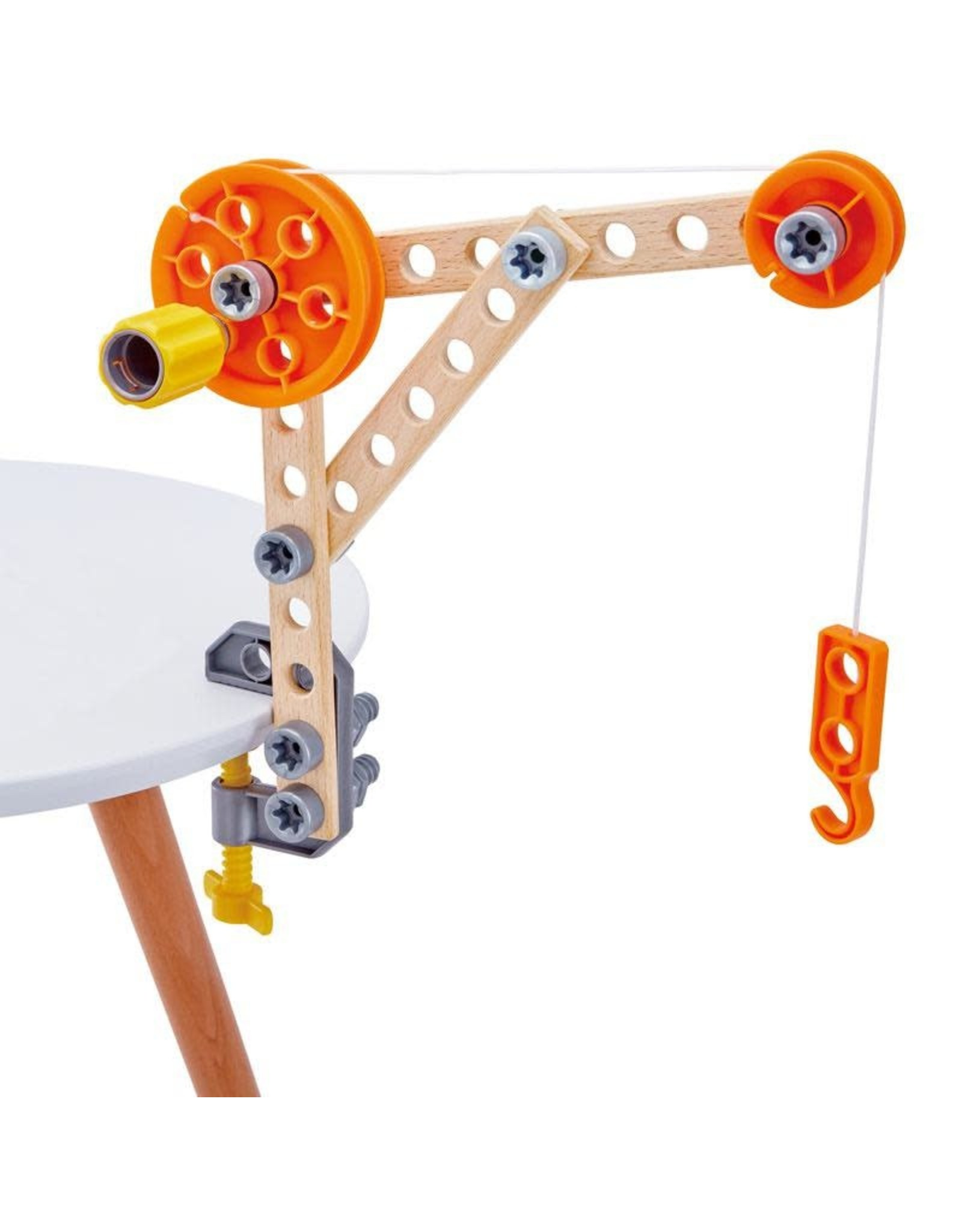 Hape Junior Inventor Three Experiment Toolbox
