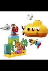 LEGO Duplo Town - 10910 Submarine Adventure