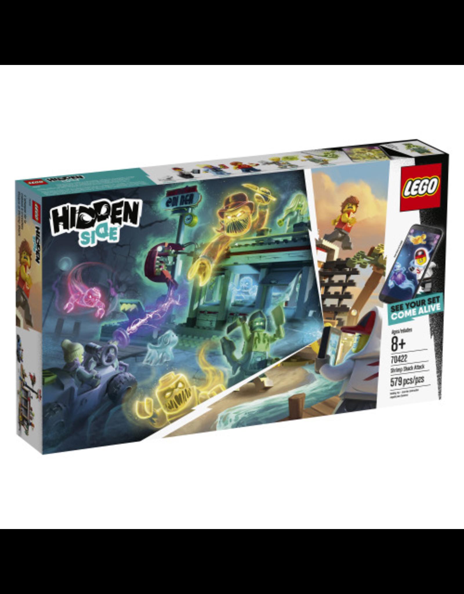 LEGO Hidden Side - 70422 Shrimp Shack Attack