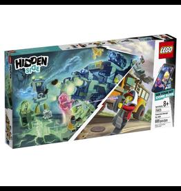 LEGO Hidden Side - 70423 Paranormal Intercept Bus