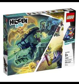 LEGO Hidden Side - 70424 Ghost Train Express